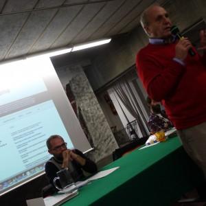 Gioia Tauro e gli anarchici della Baracca (Ferrara, 6 dicembre 2014)