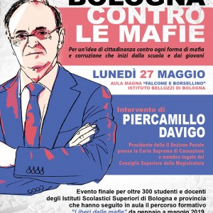 Bologna contro le mafie 2019