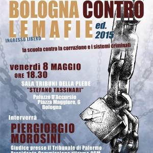 Bologna contro le mafie_8 maggio