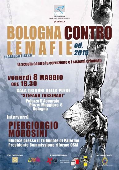 BOLOGNA CONTRO LE MAFIE, ed. 2015