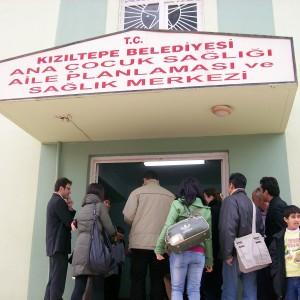 Centro Sanitario di Kiziltepe