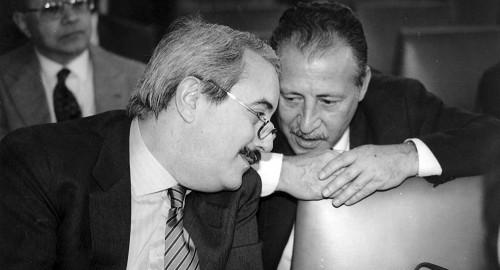 23 MAGGIO-19 LUGLIO 1992: ANNIVERSARI DA CELEBRARE TUTTO L'ANNO