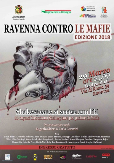 RAVENNA CONTRO LE MAFIE 2018