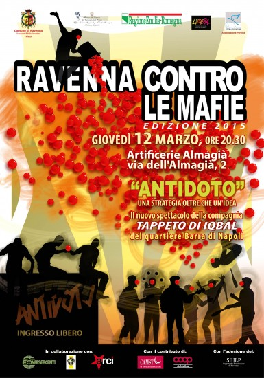 RAVENNA CONTRO LE MAFIE 2015