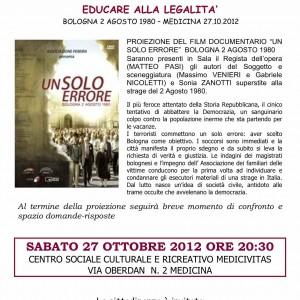 Medicivitas_27 ottobre 2012
