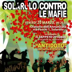 Solarolo contro le mafie_20 marzo 2015