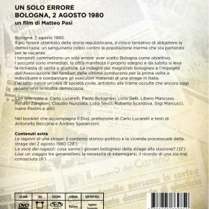 copertina dvd retro_Un solo errore
